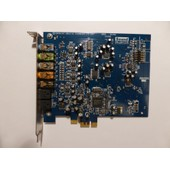 Sound Blaster X-Fi sb1040 PCI-E carte son 7.1