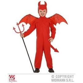 D�guisement Diable Rouge-4/5 Ans