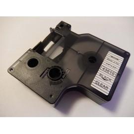 Cassette Cartouche Ruban 6mm Vhbw Pour Dymo Labelwriter Duo, 400, 450 Comme Dymo D1, 43610.