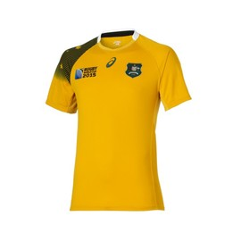 Maillot Australie Domicile Rwc 2015 Junior