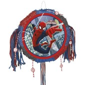 Pinata A Tirer Licence Ultimate Spiderman � 45cm