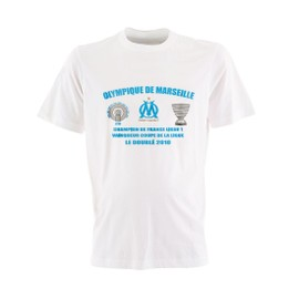 T-Shirt Collector Om Le Doubl� Blanc