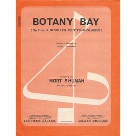 botany bay - a nous les petites anglaises