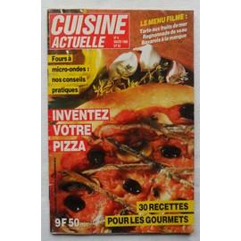 Cuisine Actuelle N� 4 - Mars 1998.