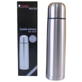 Bouteille Isotherme Incassable Inox 0,7 L