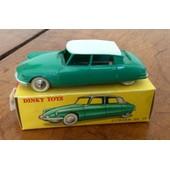 Citroen Ds Dinky Toys France