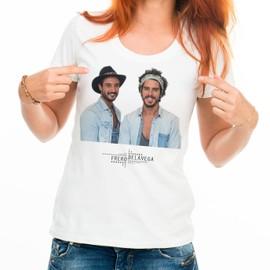T-Shirt Fr�ro Delavega - Femme