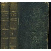 Souvenirs Et Correspondance Tires Des Papiers De Madame Recamier- 2 Tomes En 2 Volumes de RECAMIER