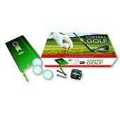 Coffret Golf - 1 Livre, 1 Compteur De Score, 3 Balles, 10 Tees de Vincent Bucciarelli