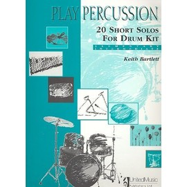 Bartlett	20 Short Solos for Drum Kit