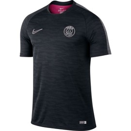 2015-2016 Psg Nike Training Shirt (Black)