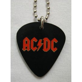 ac/dc acdc pendentif / collier