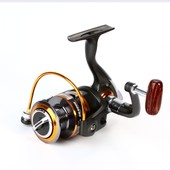 Xcsource 11 Roulements � Billes Spool Reel Spinning 4000 S�rie Carpe Aluminium Moulinet 5.2: 1 Treuil De P�che Fishing Baitcasting Reels Dk4000 Os323