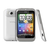 HTC Wildfire S Blanc Android