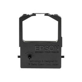 Epson - 1 - Noir - 1.77 M - Ruban Tissu - Pour Lq 100, 100+