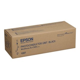 Epson - Noir - Photoconducteur - Pour Workforce Al-C500dhn, Al-C500dn, Al-C500dtn, Al-C500dxn