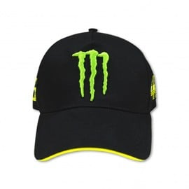 Casquette Officielle Valentino Rossi Monster Energy Vr46