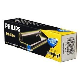 Philips Pfa 322 - Noir - Recharge Ruban D'encre D'imprimante (Transfert Thermique) - Pour Philips Ppf484; Magic 2, 2 Primo, Dect 2, Voice 2; Magic2 Dect, Primo, Voice, Xalio
