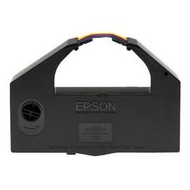 Epson - 1 - Couleur (Cyan, Magenta, Jaune, Noir) - 24 Pin - Ruban Tissu - Pour Dlq 3000, 3000+, 3500