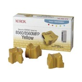 Xerox - 3 - Jaune - Encres Solides - Pour Phaser 8560