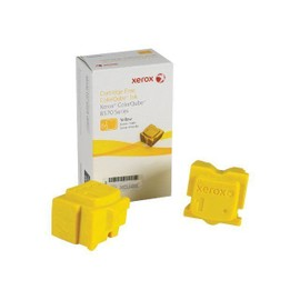 Xerox - 2 - Jaune - Encres Solides - Pour Colorqube 8570, 8570dn, 8570dt, 8570n, 8580_Adn, 8580_Adnm, 8580_An, 8580_Anm