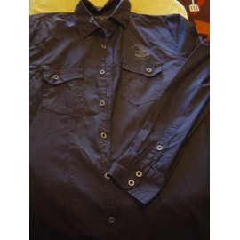 Chemise Manches Longues,Homme Taille M