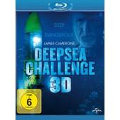 James Cameron's Deepsea Challenge 3d (Blu-Ray 3d) de Various