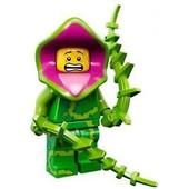 Mini Figurine Lego S�rie 14 Les Monstres - Mod�le Plant Monster