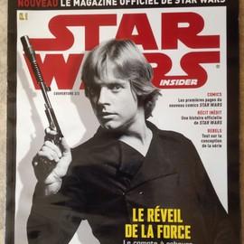 Star Wars Insider 1 Cover 2/2 Panini