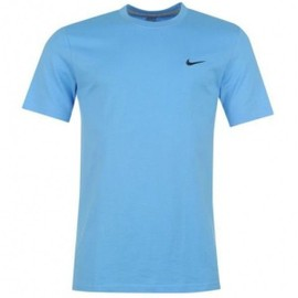 Nike Embroidered Swoosh T-Shirt Manches Courtes Pour Homme