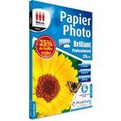 Papier Photo Brillant A4 270g/m� 20f