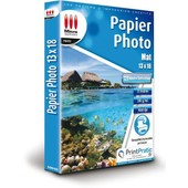Papier Photo Mat 13x18 - Haute D�finition