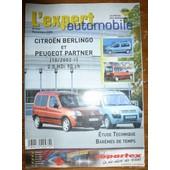 Expert Automobile : Citroen Berlingo Et Peugeot Partner Depuis 2002 2 L Hdi 90 Cv 444