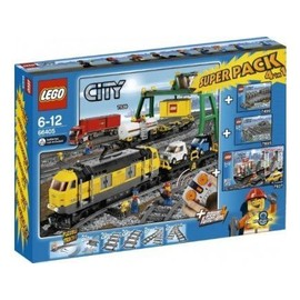 LEGO CITY 66405 SUPER PACK TRAIN