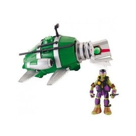 V�hicule Sous Marin Avec Donatello - Tortues Ninja