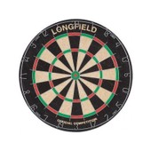 Longfield Darts - Cible En Sisal Official Competition