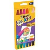 Bic Kids 12 Pastels A L'huile