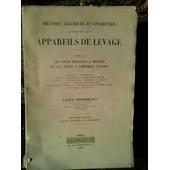 M�canique, �lectricit� Et Construction Appliqu�es Aux Appareils De Levage de Louis Rousselet