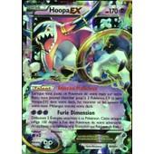 Carte Pok�mon 36/98 Hoopa Ex 170 Pv - Ultra Rare Xy