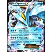 Carte Pok�mon 25/98 Kyurem Ex 180 Pv - Ultra Rare Xy