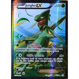 Carte Pok�mon 84/98 Jungko Ex 170 Pv - Ultra Rare