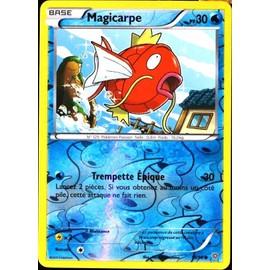 Carte Pok�mon 19/98 Magicarpe 30 Pv - Reverse Xy