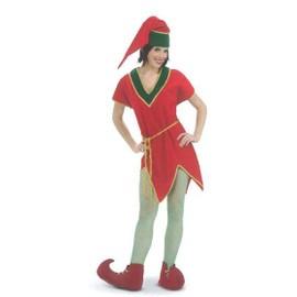 D�guisement Elfe Rouge-M/L