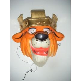 Masque Prince Jean Le Roi Dans Robin Des Bois Vintage