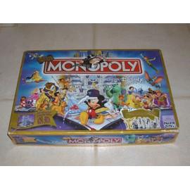 Rare Monoply Disney Version Espagnole