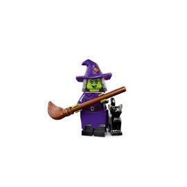 Lego S�rie 14 Sorci�re Loufoque