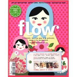 Flow N�5 : Le Grand Bonheur Des Petites Choses - Vigee Le Brun - Inclus Les Cadeaux
