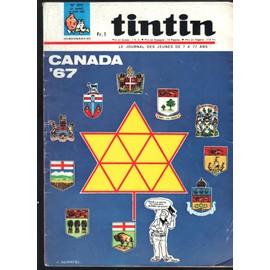 Tintin Hebdomadaire 973 Du 15 Juin 1967