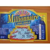 Ticket Milionnaire