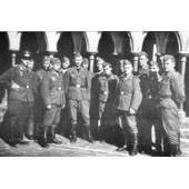 Ww2 - Les Aviateurs Allemands Visitent Le Mont-Saint-Michel